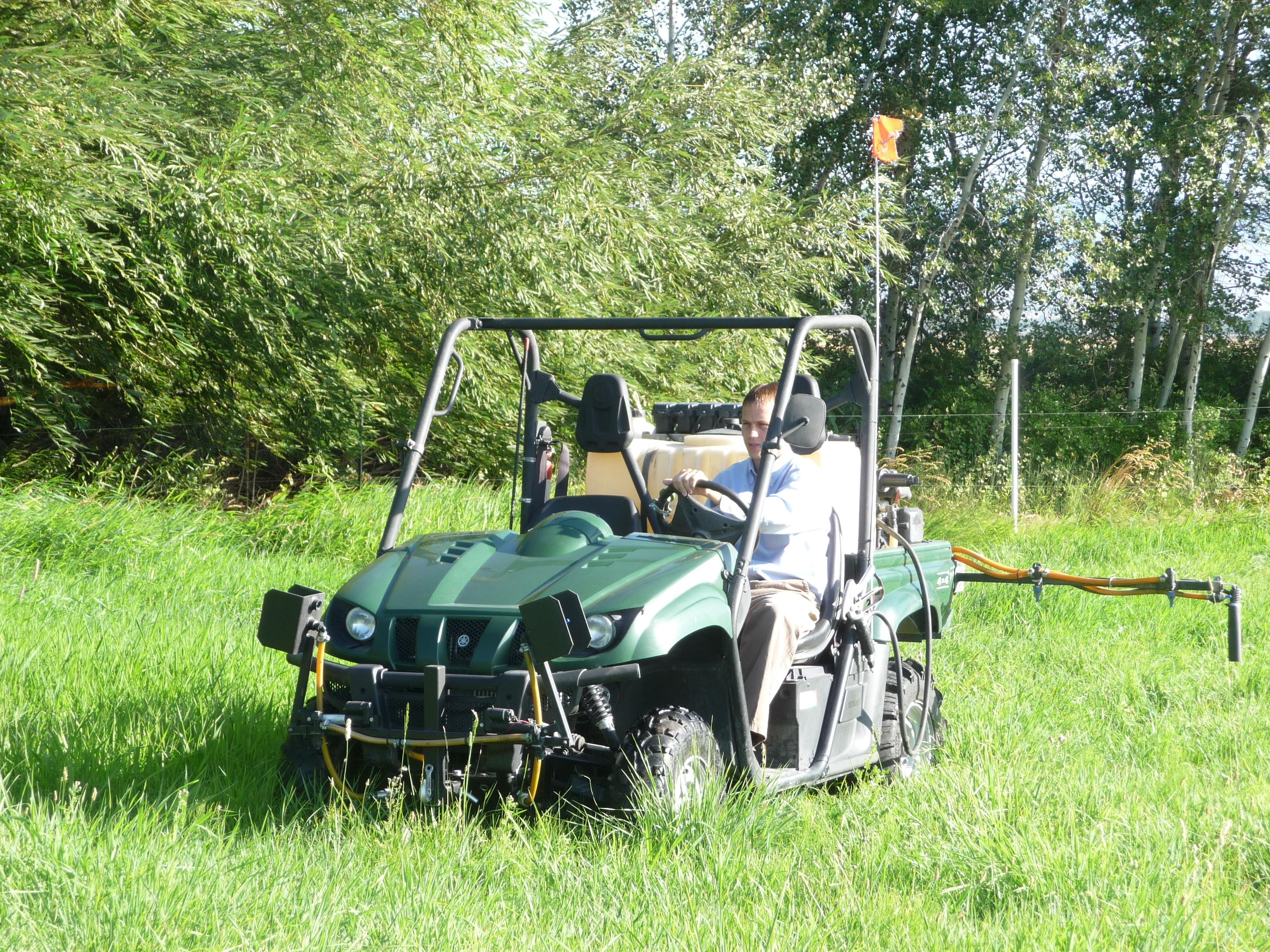 Pasture Weed Control